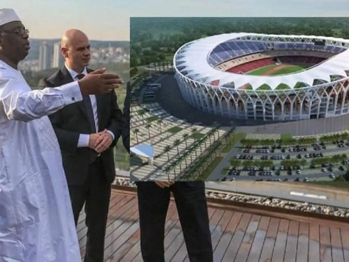 🇸🇳 Le ministre des Sports donne plus de détails sur l'inauguration du Stade Olympique de Diamniadio