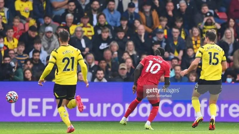 🇸🇳 Sadio Mané tient son 100e but en Premier League