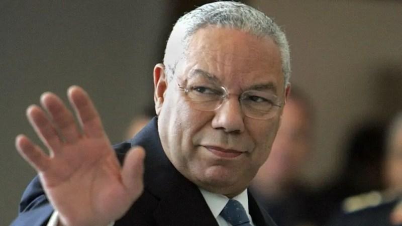 🇺🇸 Colin Powell, ancien secrétaire d'État américain sous George W. Bush, est mort