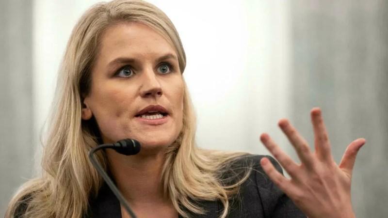 🇺🇸 La lanceuse d'alerte Frances Haugen demande au Congrès de mieux réguler Facebook