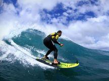 Jetsurf Is A Lightweight, Compact 35MPH Motorized Surfboard