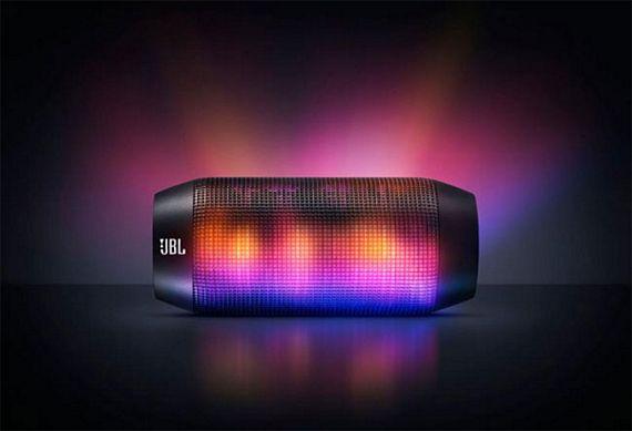 JBL Pulse LED Speaker Brings 360Degree Light Show To Your