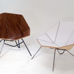 Folding Chair Hinges Rolling Mat Cut & Fold Origami Chair: Most Stylish Ever