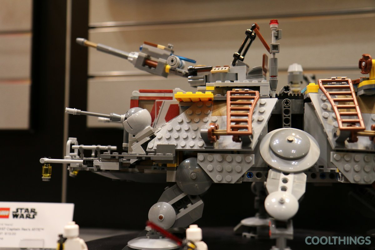 LEGO Star Wars Set 75157 Captain Rexs ATTE