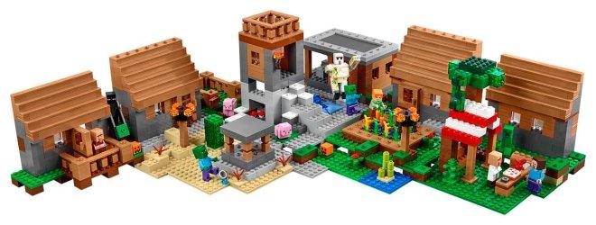 LEGO Minecraft Set 21128 The Village