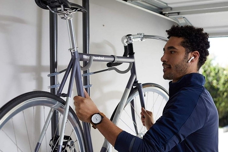 indoor bike racks for small apartments