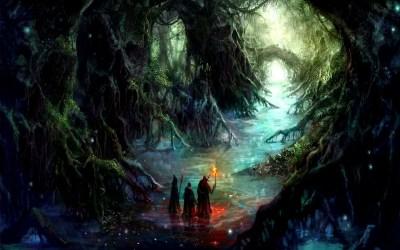 Forest Fantasy netdog 06