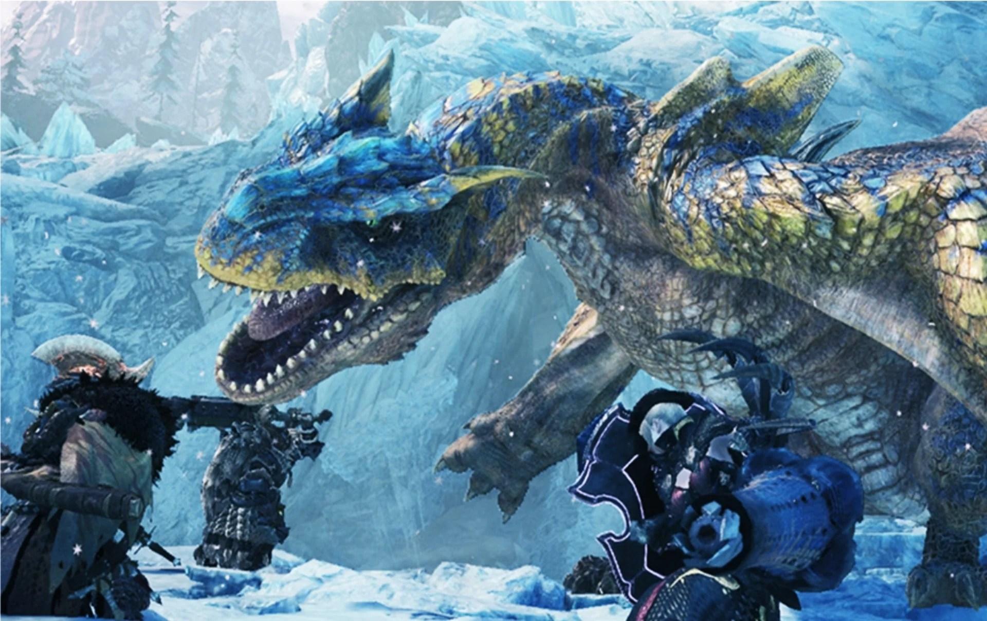 【News】『モンスターハンターワールド:アイスボーン』PS4向けベータテストが6月21日よりスタート