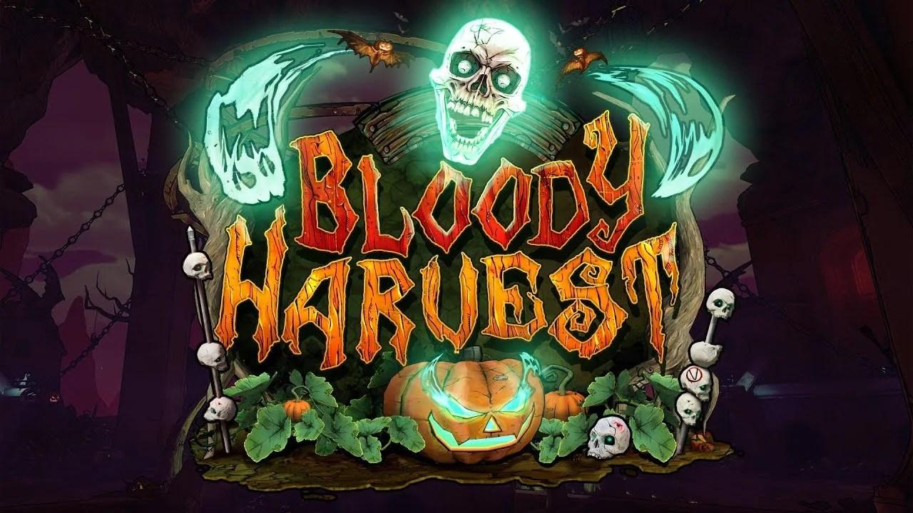 【ボーダーランズ3】ハロウィンイベント「血まみれ収穫祭」がスタート!新たなレジェンダリやスキンが追加【Borderlands3】