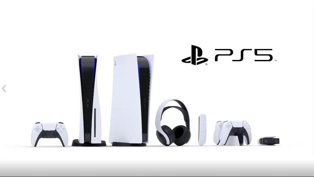 【News】Playstation5の本体デザインが公開!史上初のディスクドライブ搭載とレスの2種類展開も明らかに