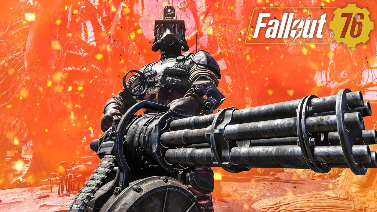 【Fallout76】4月27日実装!LOCKED & LOADEDアップデート予告が公開【フォールアウト76】