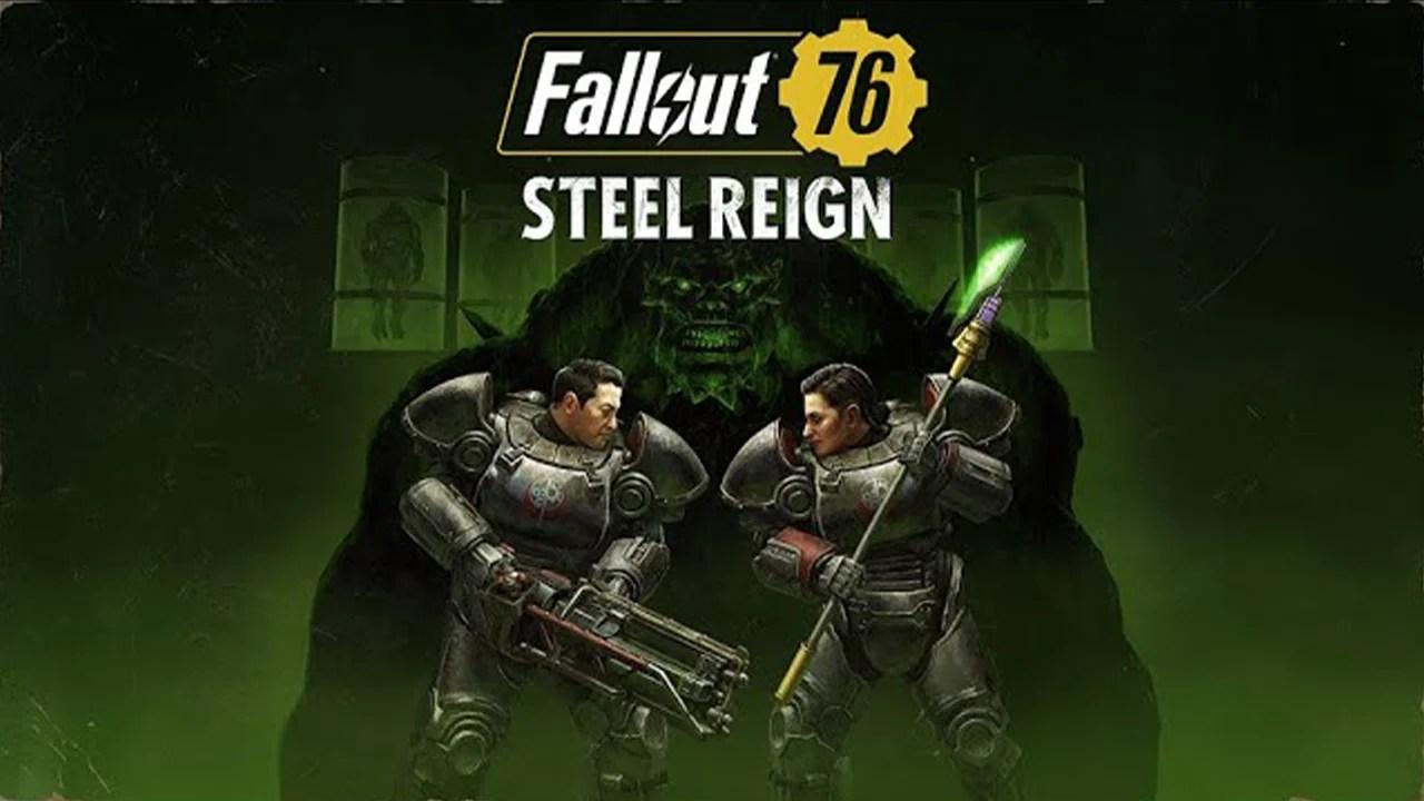 【Fallout76】「Steel Regin」パッチがリリース。新たなクエスト、レジェンダリークラフト、装備特性の追加など大規模なアップデートが実施【フォールアウト76】