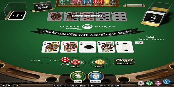 Oasis Poker Pro