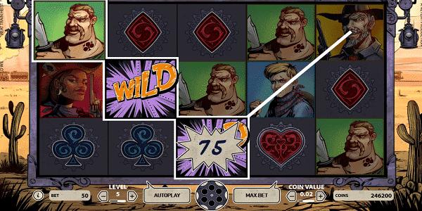Wild Wild West Netent Slot