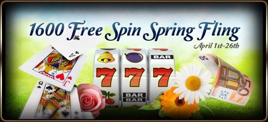 Dukes Casino free spins
