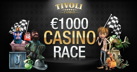 Tivoli Casino promotion