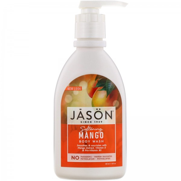 Mango Body Wash JASON