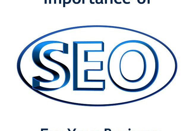 Incredible importance of SEO for your business, article logo