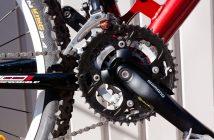 bottom bracket, gear, mountain bike