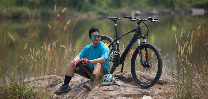 United Bike E-Series model MTB