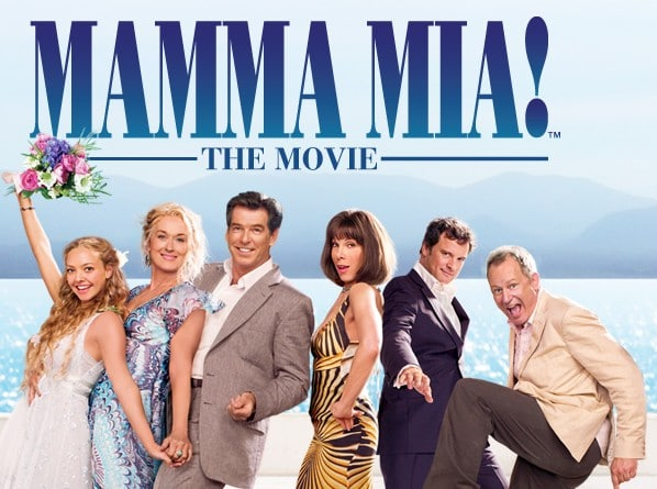 Image result for Mamma Mia netflix