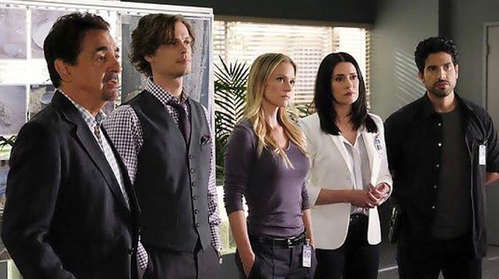 Criminal Minds detective show
