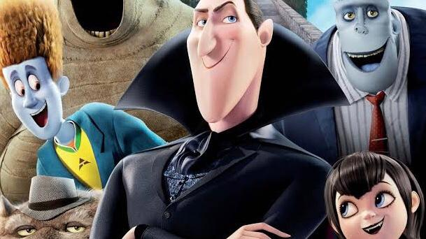 Hotel Transylvania for 13 year olds