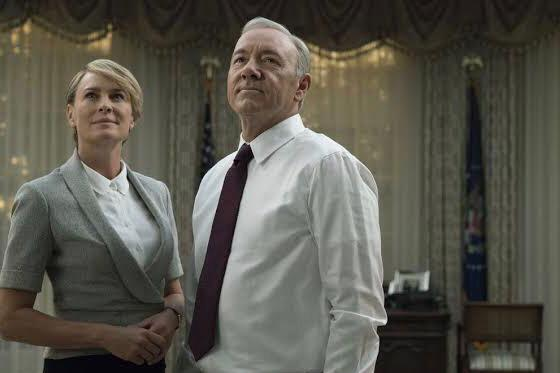 House of Cards Drama netflix series