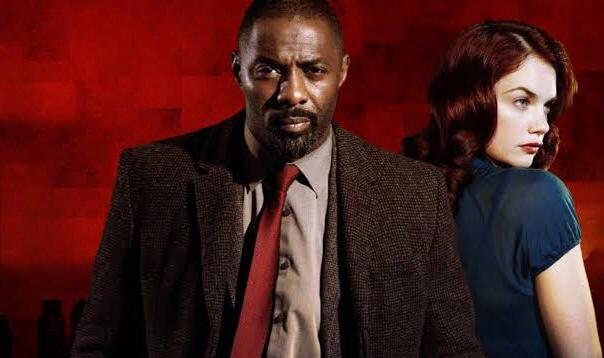 Luther detective series
