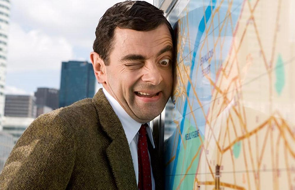 Mr. Bean's Holiday movie for kids