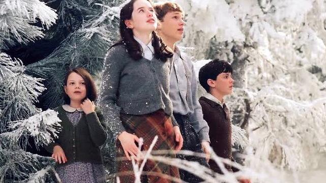 Netflix Movie The chronicals of Narnia