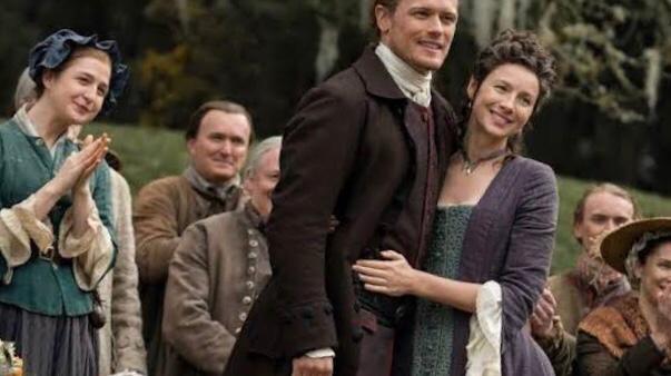 Outlander netflix drama series