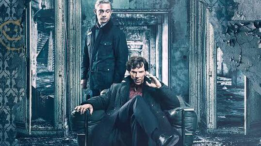 Sherlock Best netflix drama series