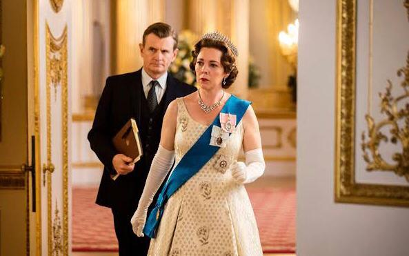 Best Netflix Drama The Crown