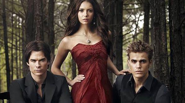 The Vampire Diaries best netflix series