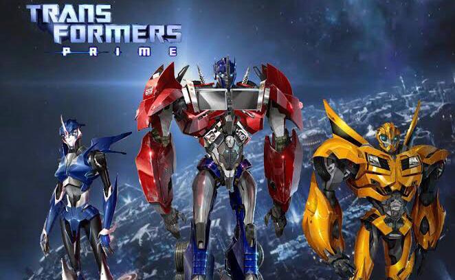Good Show Transformers Prime on Netflix