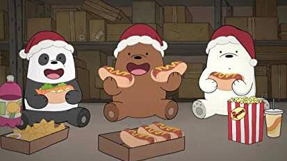 We Bare Bears show on netflix