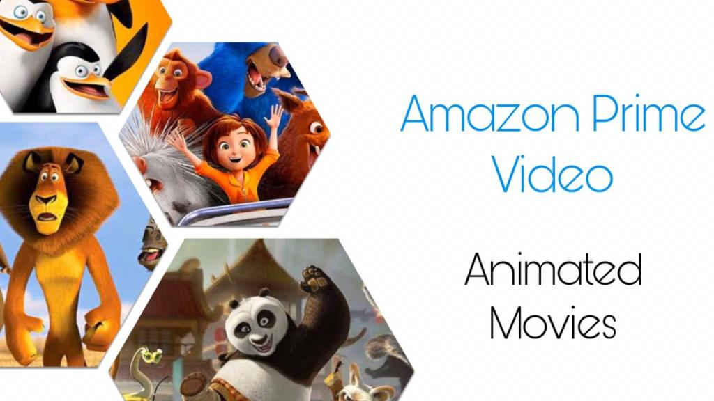 Best Animated Movies on Amazon Prime