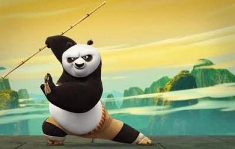 Animated Movie on Amazon Prime Kungfu Panda