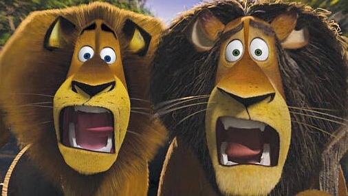 Madagascar Escape 2 Africa animated movie
