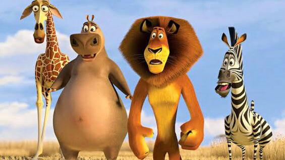 Madagascar Animated Movie
