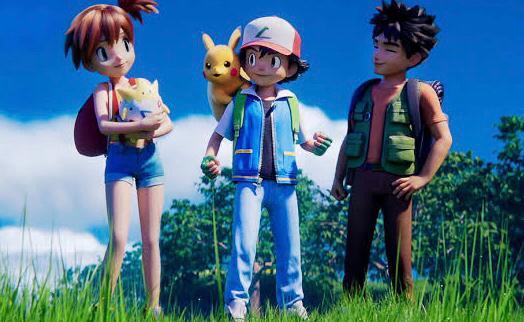 Pokemon Mewtwo Stikes back evolution netflix movie