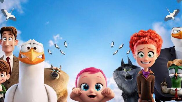 Storks Movie on Amazon Prime for toddlers
