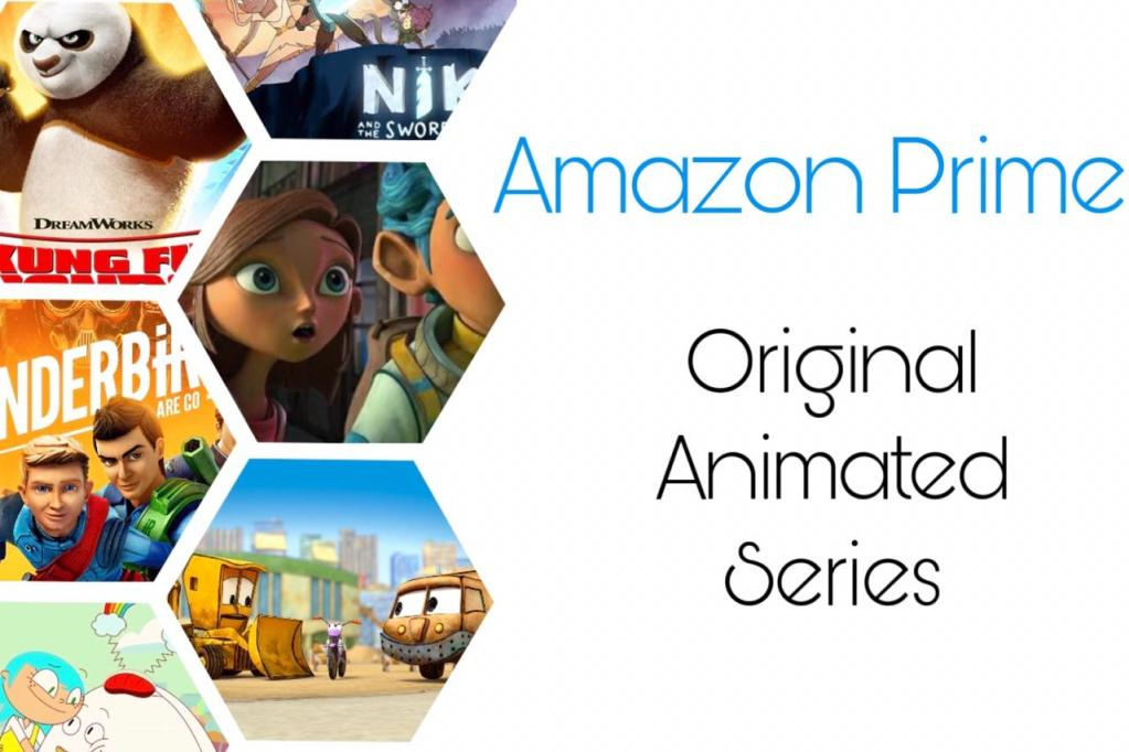 Amazon Prime Original Animated Series