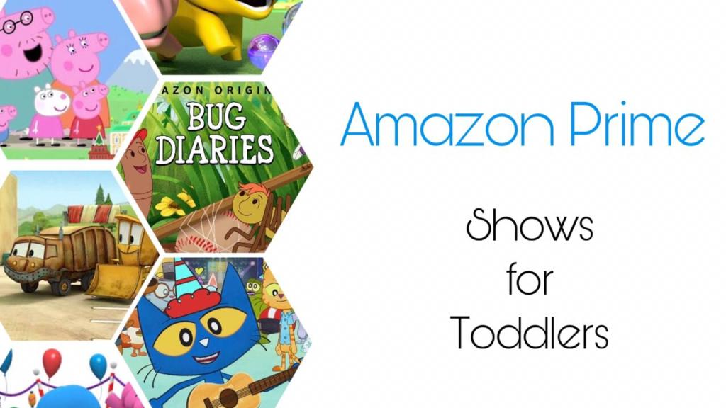 Best shows on Amazon Prime for Toddlers