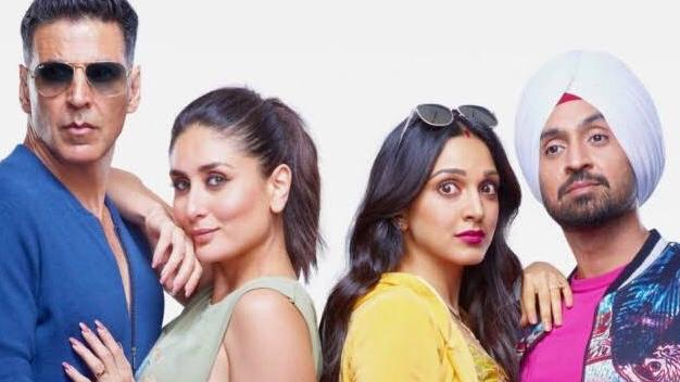 Good Newwz New Hindi Movie on Amazon Prime