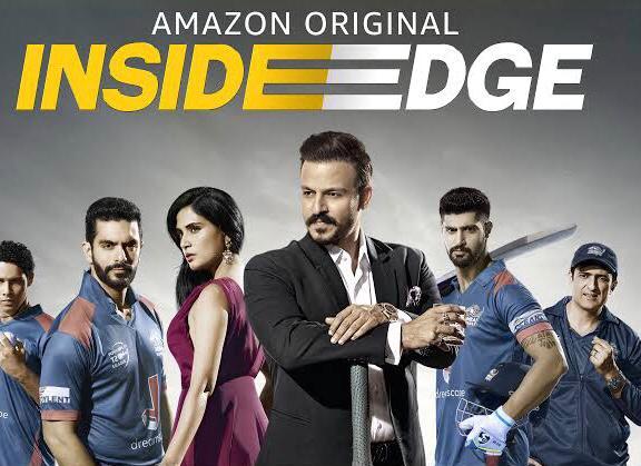 Best Indian Web Series on Amazon Prime Inside Edge