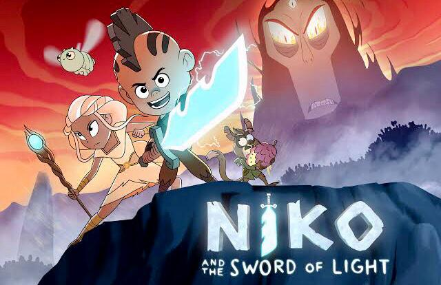 Niko and the Sword of Light amazon prime series