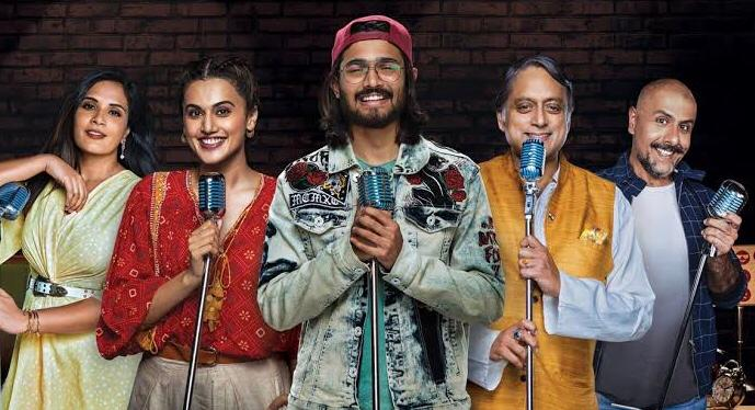 One Mic Stand Indian Show on Amazon Prime