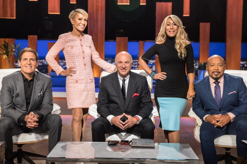 Shark Tank entrepreneurs on amazon prime